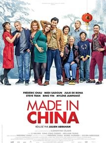 Filmplakat MADE IN CHINA - franz. OmU