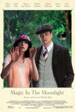 Filmplakat MAGIC IN THE MOONLIGHT - engl. OmU