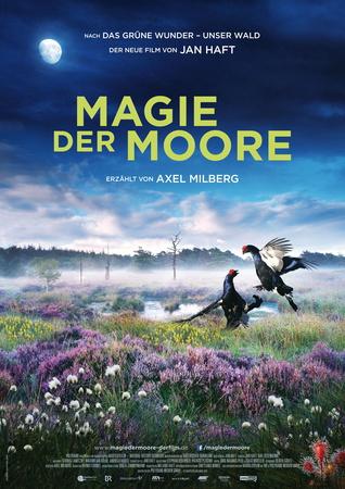 Filmplakat Magie der Moore