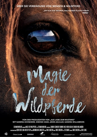 Filmplakat Magie der Wildpferde