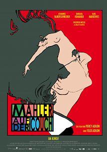 Filmplakat Mahler auf der Couch