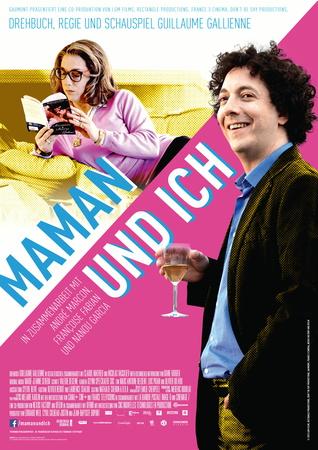 Filmplakat MAMAN UND ICH - franz. OmU