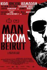 Filmplakat MAN FROM BEIRUT