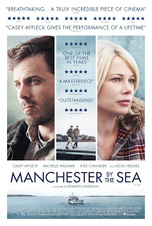 Filmplakat MANCHESTER BY THE SEA - engl. OmU
