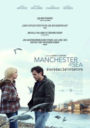 Filmplakat MANCHESTER BY THE SEA