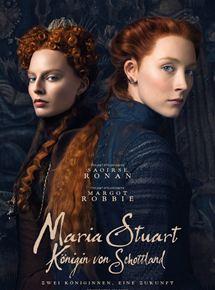 Filmplakat MARIA STUART - Königin von Schottland