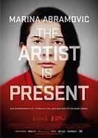 Filmplakat Marina Abramovic - The Artist Is Present
