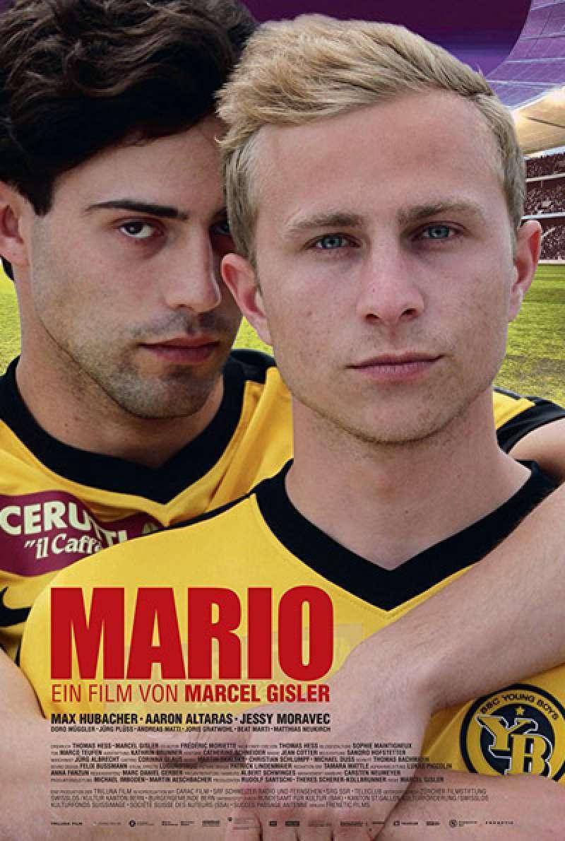 Filmplakat MARIO