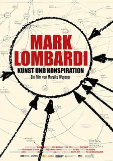 Filmplakat MARK LOMBARDI - Kunst und Konspiration