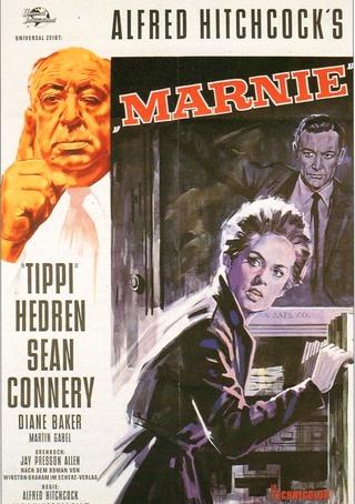 Filmplakat MARNIE