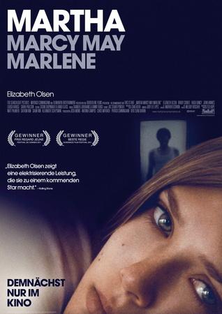 Filmplakat Martha Marcy May Marlene