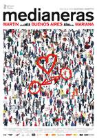Filmplakat MEDIANERAS - Martin, Buenos Aires, Mariana - span. OmU