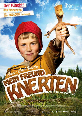 Filmplakat Mein Freund Knerten