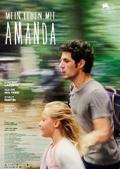 Filmplakat Mein Leben mit Amanda