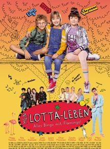 Filmplakat Mein Lotta-Leben - Alles Bingo mit Flamingo