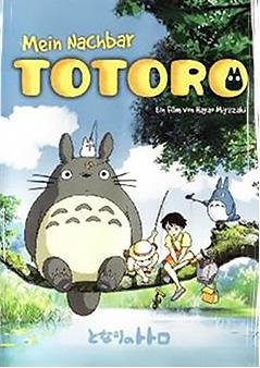 Filmplakat Mein Nachbar TOTORO