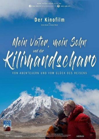Filmplakat Mein Vater, mein Sohn und der Kilimandscharo