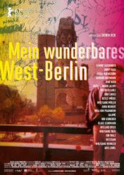 Filmplakat Mein wunderbares West-Berlin