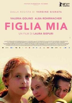 Filmplakat Meine Tochter - FIGLIA MIA - ital. OmU