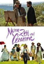 Filmplakat Meine Zeit mit Cézanne