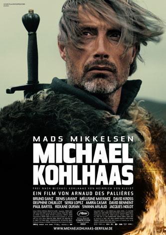 Filmplakat MICHAEL KOHLHAAS