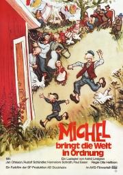 Filmplakat Michel bringt die Welt in Ordnung