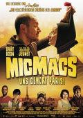 Filmplakat MICMACS - franz. OmU - Cinefete