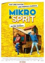 Filmplakat MIKRO & SPRIT