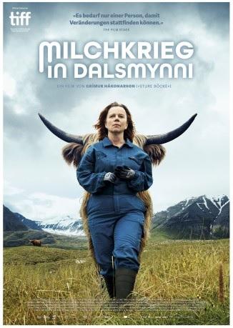 Filmplakat Milchkrieg in Dalsmynni