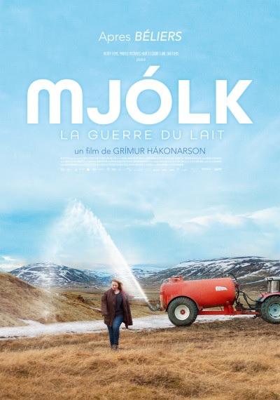 Filmplakat Milchkrieg in Dalsmynni - Mjölk -  isl. OmU