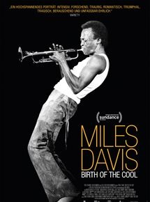 Filmplakat Miles Davis: BIRTH OF THE COOL