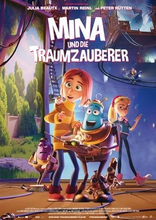 Filmplakat MINA und die Traumzauberer