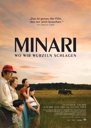 Filmplakat MINARI - Wo wir Wurzeln schlagen