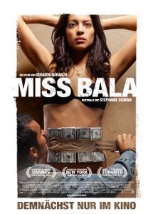 Filmplakat MISS BALA