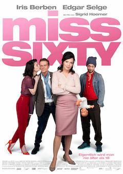 Filmplakat Iris Berben: MISS SIXTY