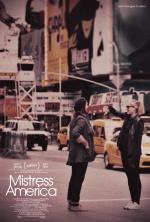Filmplakat MISTRESS AMERICA - engl. OmU