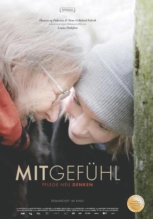 Filmplakat MITGEFÜHL - Pflege neu denken