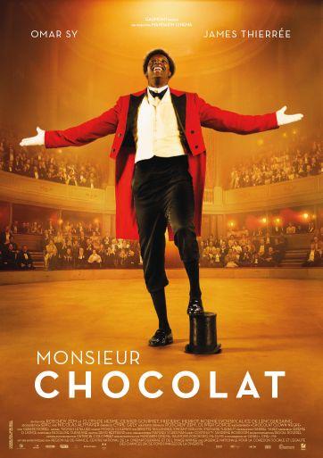 Filmplakat MONSIEUR CHOCOLAT