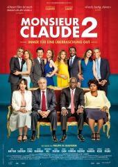 Filmplakat Monsieur Claude 2 - Immer für eine Überraschung gut