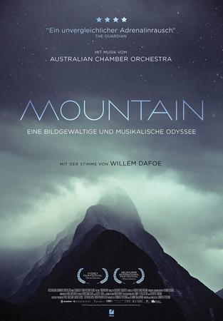 Filmplakat MOUNTAIN - Eine bildgewaltige und musikalische Odysse