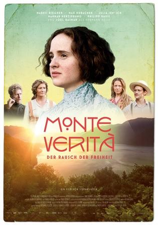 Filmplakat Monte Verità - Der Rausch der Freiheit