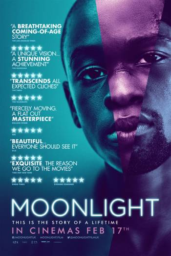 Filmplakat MOONLIGHT - engl. OmU