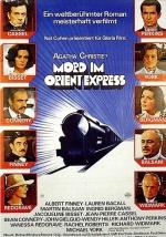 Filmplakat Mord im Orientexpress (1974)
