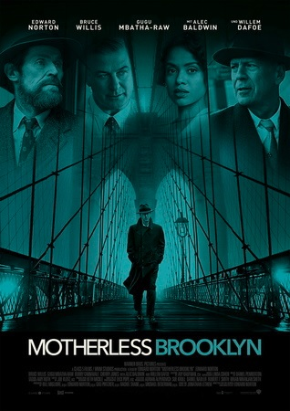 Filmplakat MOTHERLESS BROOKLYN