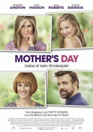 Filmplakat MOTHER S DAY - Liebe ist kein Kinderspiel