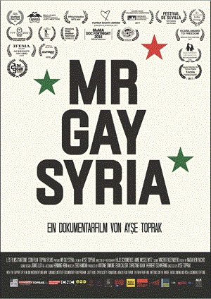 Filmplakat MR GAY SYRIA