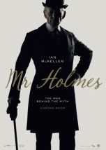 Filmplakat MR HOLMES