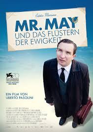 Filmplakat MR MAY und das Flüstern der Ewigkeit