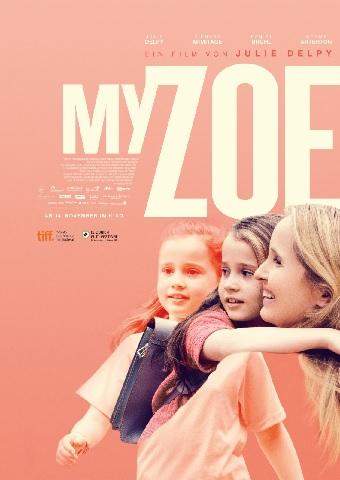 Filmplakat MY ZOE