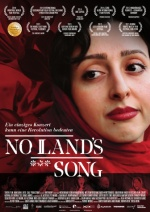 Filmplakat NO LANDS SONG